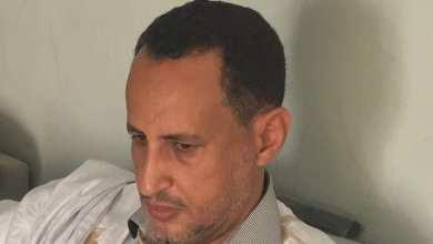 محمد ولد غده، عضو مجلس الشيوخ (تم التخلي عنه) المعتقل منذ عدة أشهر
