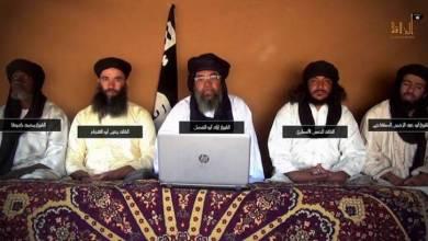 الجماعة أرادت الانتقام للأنصاري (الثاني على اليمين)