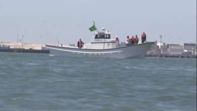 Photo of سوء الأحوال الجوية يشل موانئ موريتانيا