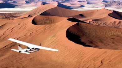 Photo of «قافلة جوية» تجوب صحراء موريتانيا لإنعاش السياحة
