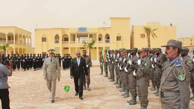 Photo of الحرس الموريتاني يحتفل بالذكري 106 لإنشائه