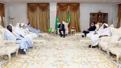 Photo of علماء موريتانيا يطالبون الرئيس بالترشح لمأمورية ثالثة