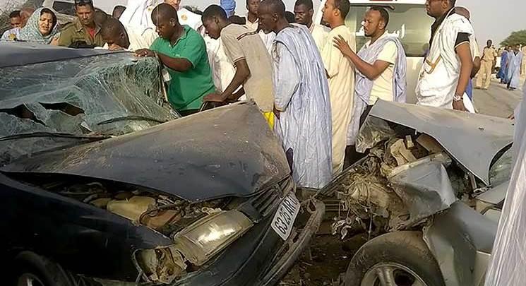حوادث السير تودي بحياة أعداد كبيرة من الموريتانيين