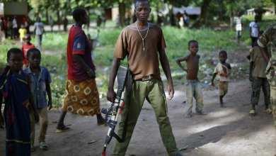 Photo of أفريقيا الوسطى.. مصرع 37 شخصاً في أعمال عنف