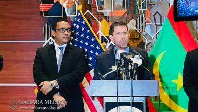 Photo of السفارة الأمريكية: رئاسيات موريتانيا علامة تطور للديمقراطية