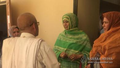Photo of موريتانيا.. وزيرة وحارسها يشاركان في إخماد حريق