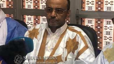 Photo of ولد بوبكر: لمست لدى غزواني اهتماماًَ بالتشاور
