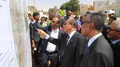 Photo of موريتانيا.. الرئيس يدشن مجمعا وزاريا كلف مليار أوقية