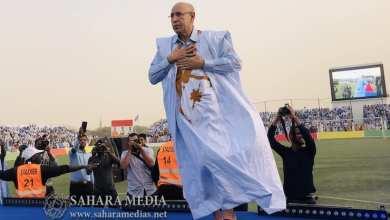 Photo of ما لم ترصده الكاميرات في حفل إعلان ترشح ولد الغزواني