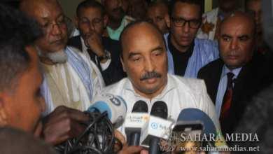Photo of ولد عبد العزيز: غزواني رفيق دربي وأدعم ترشحه بقوة (فيديو)