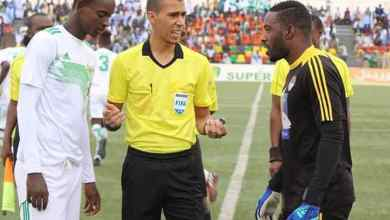 دحان ولد بيده ( الاتحادية الموريتانية لكرة القدم)
