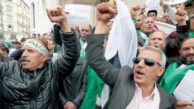 Photo of الجزائر.. دعوات لاستمرار المظاهرات حتى إسقاط النظام
