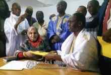 Photo of موريتانيا.. حاميدو بابا يقدم ملف ترشحه للرئاسيات