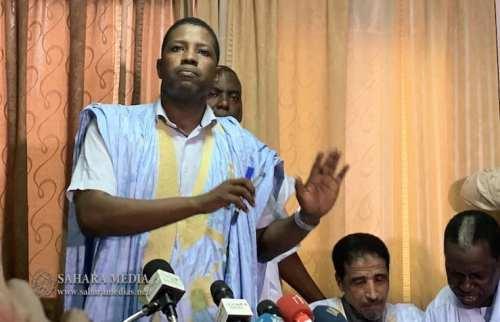 مسؤول العمليات الانتخابية في حملة المرشح بيرام ولد الداه اعبيد (صحراء ميديا)