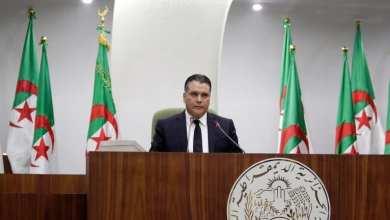 Photo of الجزائر .. استقالة رئيس البرلمان من منصبه