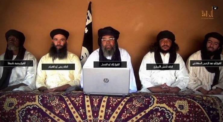 """قادة جماعة """"نصرة الإسلام والمسلمين (أرشيف)"""