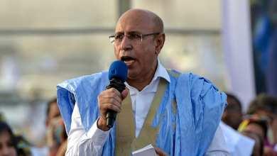 Photo of الرئيس الموريتاني يعين قائداً جديداً للحرس الرئاسي