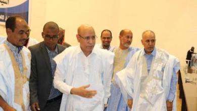 """Photo of موريتانيا.. لقاء بين غزواني ونائب رئيس """"تيار راشدون"""""""