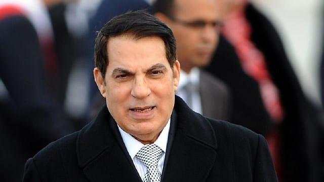 الرئيس التونسي الأسبق زين العابدين بن علي في ذمة الله