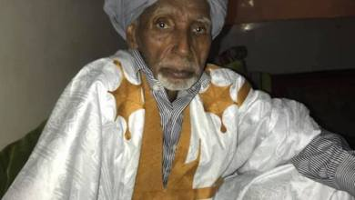 Photo of الإعلان عن وفاة الفنان الموريتاني سيداتي ولد آبه