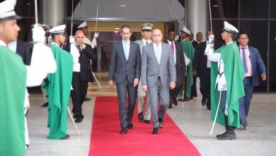 Photo of «غزواني» يصل الرياض في أول زيارة رسمية إلى السعودية