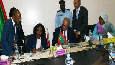 Photo of بروتوكول اتفاق بين موريتانيا وانغولا في مجال الصيد
