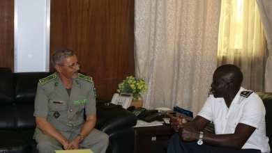 Photo of قائد أركان البحرية السنغالية يزور موريتانيا