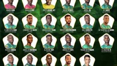 Photo of موريتانيا.. قائمة اللاعبين المستدعاة لمواجهة ليبيا