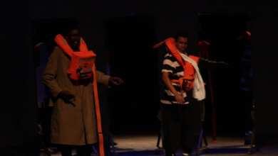 """Photo of """"الترياق الأزرق"""" عرض مسرحي يستنطق الدوافع نحو الهجرة"""
