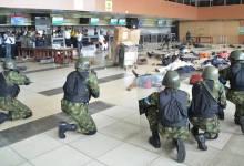 Photo of لصوص يسرقون أمتعة ركاب طائرة مغربية في نيجيريا