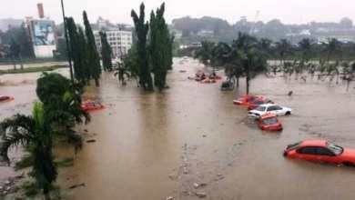 Photo of أمطار غزيرة تودي بحياة 5 أشخاص في ساحل العاج