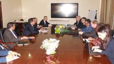 Photo of مباحثات بين موريتانيا والبنك الدولي حول الحوكمة والدعم المالي
