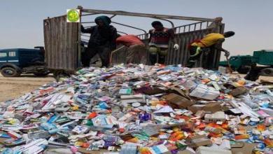 Photo of موريتانيا.. مصادرة 140 طناً من الألبان السائلة غير الصالحة