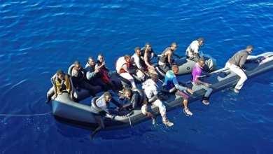 Photo of إنقاذ 200 مهاجر أفريقي قبالة السواحل الإسبانية