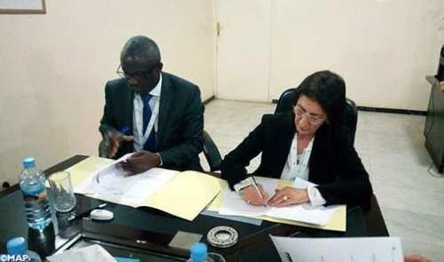 انغيسالي يوقع اتفاقية مع جهة تمويل خارجية (أرشيف)