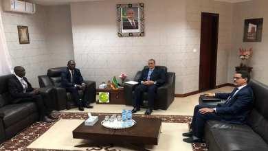 Photo of اعتماد سفير سنغالي جديد لدى موريتانيا