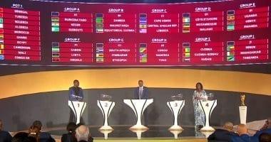 Photo of تصفيات كأس العالم.. موريتانيا في المجموعة الثانية