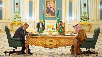 Photo of توقيع أربع اتفاقيات تعاون بين موريتانيا والسعودية