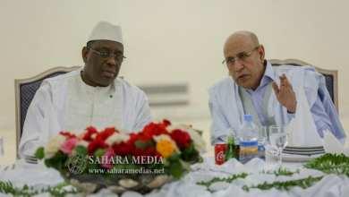 Photo of غزواني يقيم حفل عشاء على شرف رئيس السنغال (صور)