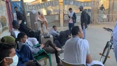 Photo of السنغال تفحص الموريتانيين العالقين على الحدود