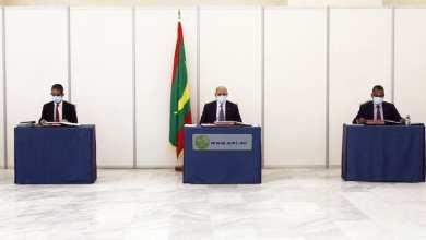 Photo of موريتانيا.. الحكومة تصادق على مشروع قانون و3 مراسيم