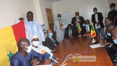 Photo of مساعدات للجاليات المالية والسنغالية بموريتانيا