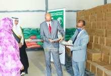 Photo of تمور سعودية لتعزيز الأمن الغذائي في موريتانيا
