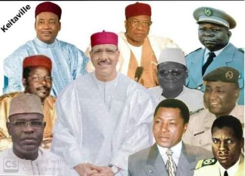 أبرز المرشحين للانتخابات الرئاسية في النيجر