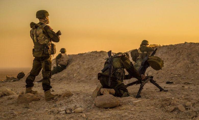 فرنسا تتحرك لمنع ²القوات الروسية من دخول مالي