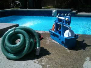 how often to change sand in pool filter