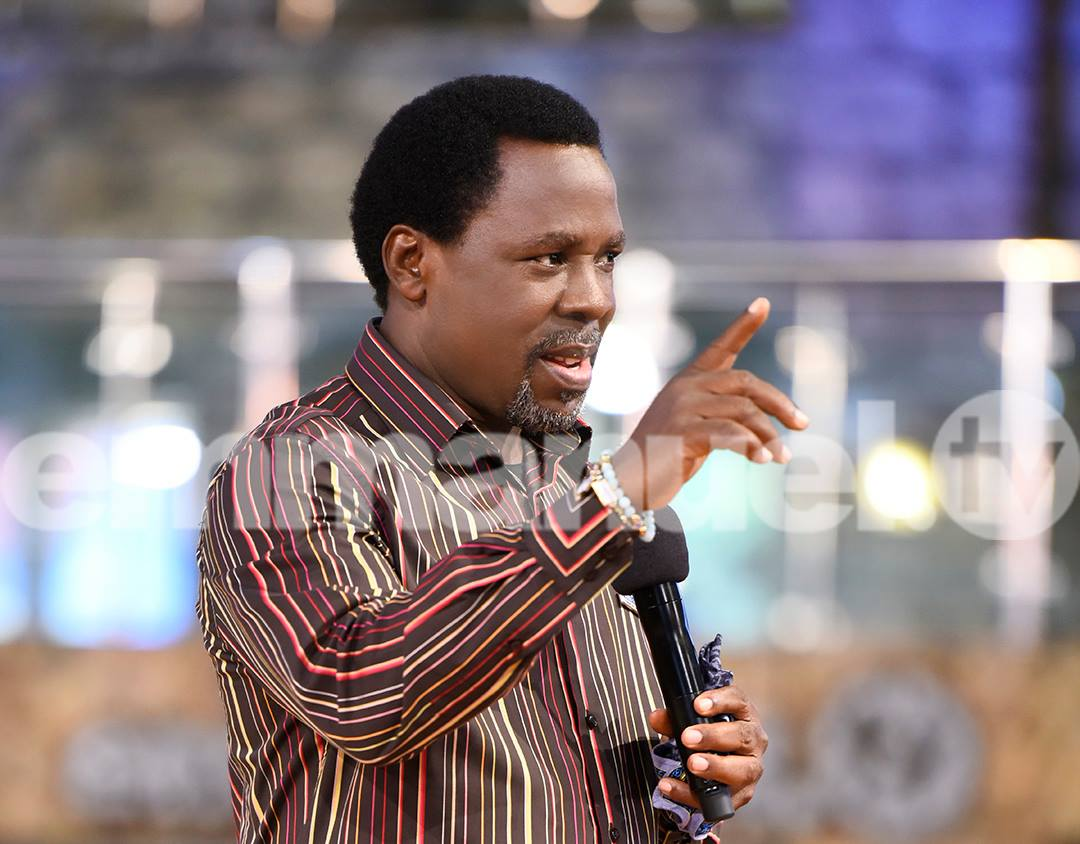 Image result for T.B Joshua Storms Paraguay For Crusade