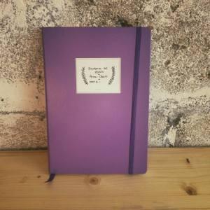 Bullet Journal - Journal de bord - couverture