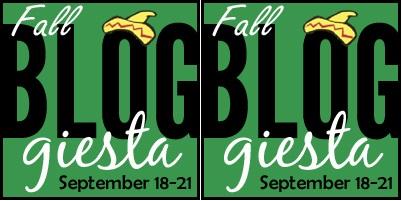 Bloggiesta September 2014