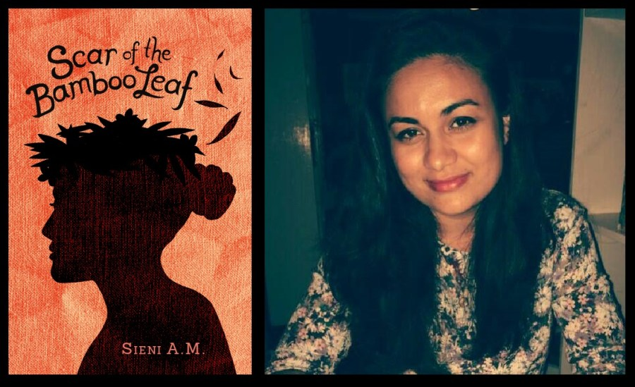 Sieni and her new novel